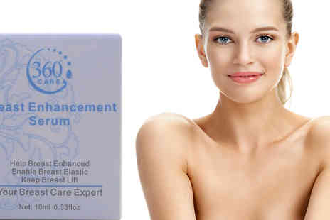 Seated Toad - Breast Enhancement Serum Choose 1, 2 or 3 Pack - Save 83%
