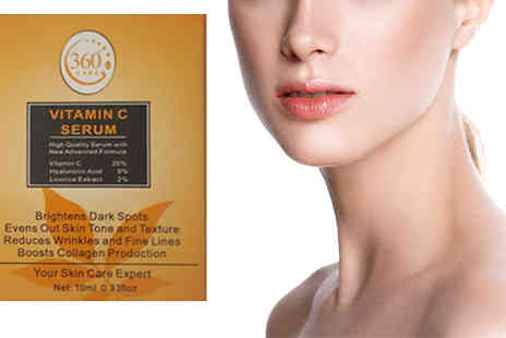 Seated Toad - Vitamin C Face Whitening Serum Choose Pack of 1, 2 or 3 - Save 83%