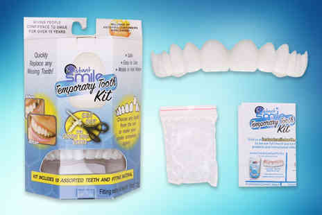 Bellap - Instant smile temporary tooth kit - Save 63%