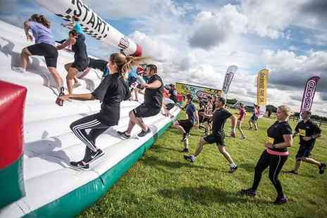 Be Gung Ho - Ticket to take part in an inflatable 5k run - Save 55%