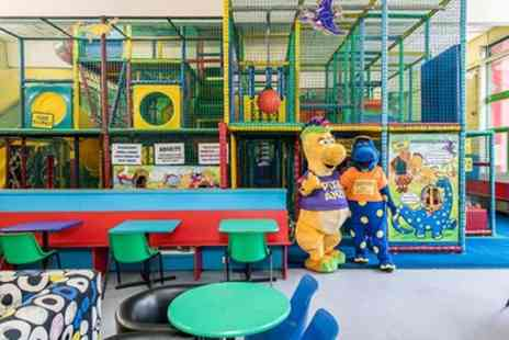 Barmleys Big Adventure - Entry to Soft Play Area for Up to Four - Save 54%