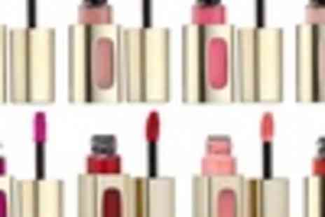 Groupon Goods Global GmbH - Set of Four Loreal Extraordinaire Lipsticks - Save 0%