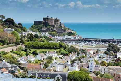 Channel Islands Direct - Four Star St Helier break with fights, breakfast & tour - Save 0%