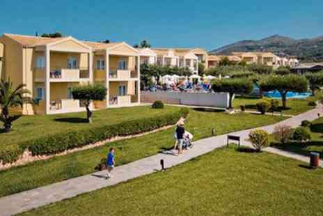 Teletext Holidays - Four star all inclusive Seven night Corfu holiday with flights - Save 0%