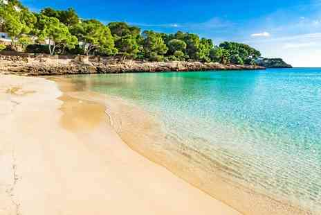 Bargain Late Holidays - Escape with a three or seven nights getaway to Mallorca Now with the ability to choose your flight - Save 0%