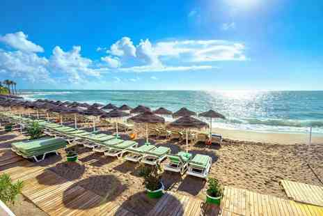 Super Escapes Travel - Three nights self catered Costa del Sol getaway with flights - Save 38%