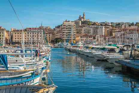 Travel Center - Two nights Marseille city break with flights - Save 31%