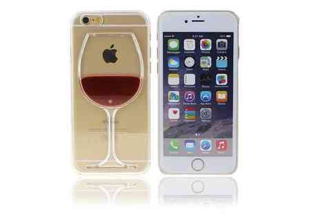 London Exchain Store - Wine glass iphone case - Save 60%