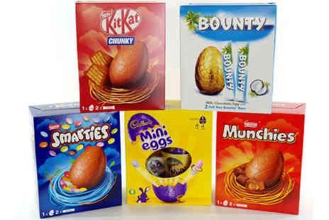 Yankee Bundles - Five lucky dip Easter eggs - Save 25%