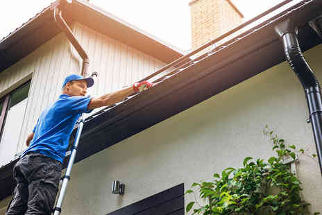 Marks Window Clean - Professional gutter cleaning service - Save 69%