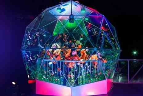 The Crystal Maze - The Crystal Maze LIVE Experience London for 4 - Save 43%