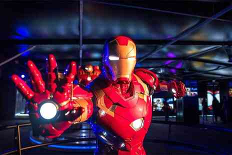 Alchemy Productions - Child weekday ticket to Marvels Avengers S.T.A.T.I.O.N. - Save 54%