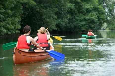 Frodsham Watersports Kayaking - Three Hour duo kayaking experience for two people - Save 62%