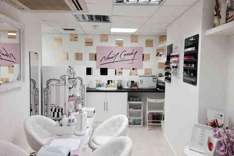 Nail Candy by KD - Shellac manicure and pedicure - Save 60%