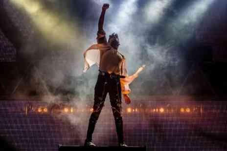 From The Box Office - 44% Off tickets to see Thriller Live - Save 44%