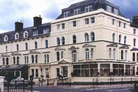 Ambassador Hotel - Standard Room or Twin Room for Two with Breakfast, Bucks Fizz and Cream Tea - Save 0%