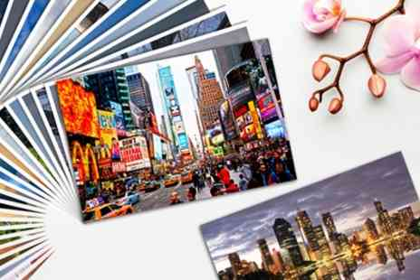 Printerpix - Up to 400 Personalised Photo Prints - Save 46%