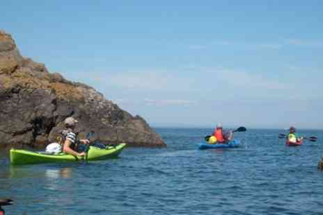 Go with the flow - Sea Kayaking for beginners & intermediates on the North Devon coastline - Save 0%