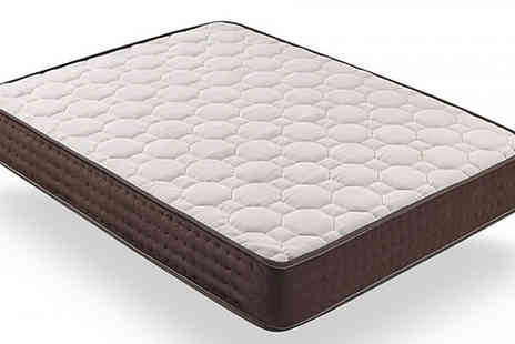 MGB Lifestyles - ViscoSoft Comfort Mattress Available in 4 Sizes - Save 94%