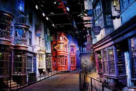 Super Break - Four star stay with Making of Harry Potter Tour ticket - Save 0%