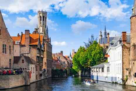 Super Break - Three nights Hull to Bruges mini cruise including hotel and transfers - Save 0%