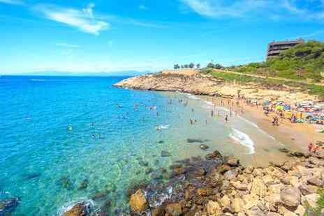 Crystal Travel - Three nights full board Costa Dorada getaway and flights - Save 36%