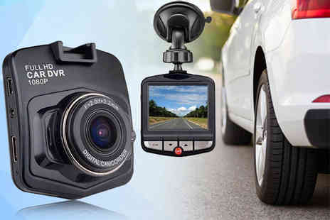 Bellap - 1080p DVR dash cam - Save 78%