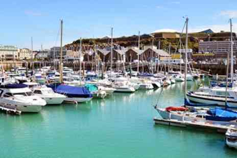 Channel Islands Direct - Luxury Four nights break with flights and cream tea - Save 0%