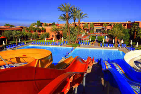 Via Holiday - Four nights all inclusive Marrakech holiday with return flights - Save 54%