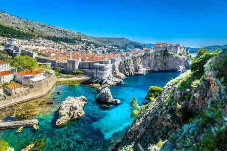 Bargain Late Holidays - Escape with a three, five or seven nights getaway to Dubrovnik Now with the ability to choose your flight - Save 0%