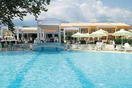 Litohoro Olympus Resort Villas & Spa - Four Star Spa Getaway at the Foot of Mt Olympus for two - Save 44%