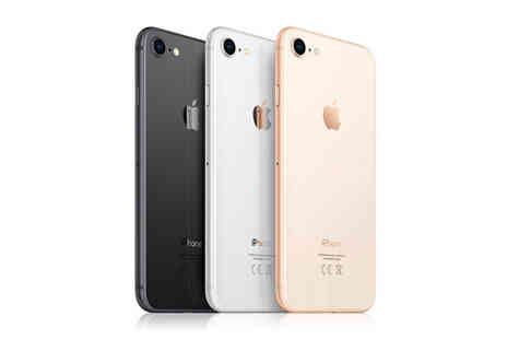 Renew Electronics - Refurbished iPhone 8 choose from three colours - Save 43%