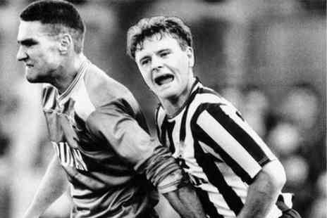 Midas Events - Ticket to an Audience with Vinnie Jones and Paul Gascoigne - Save 43%