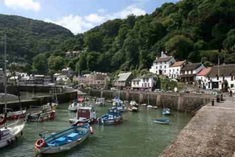 Intsol - Private Transport from Bristol to Lynton and Lynmouth Devon - Save 0%