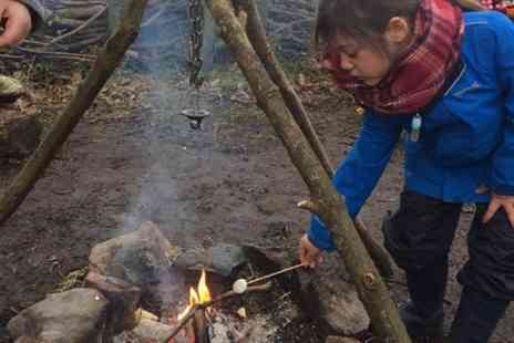 GoWild Bushcraft - Parent and child Bushcraft Brunch - Save 0%