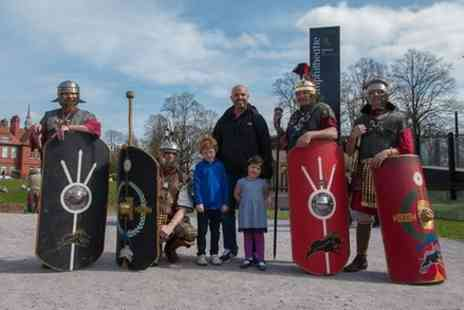 Real Roman Tours - Fascinating Walking Tours Of Roman Chester With An Authentic Roman Soldier - Save 0%