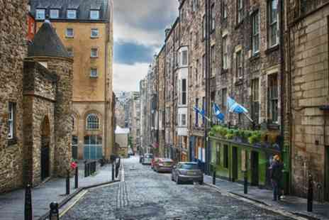CityUnscripted - Layover Experience in Edinburgh - Save 0%