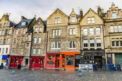 Context Travel - Expert Led Tour of Edinburghs Old Town - Save 0%