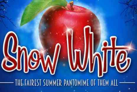 Snow White Summer Pantomime - One family of four ticket from 31st July To 28th August - Save 46%