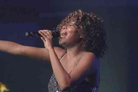 VIVA Blackpool - The Whitney Houston Experience Starring Nya King - Save 0%
