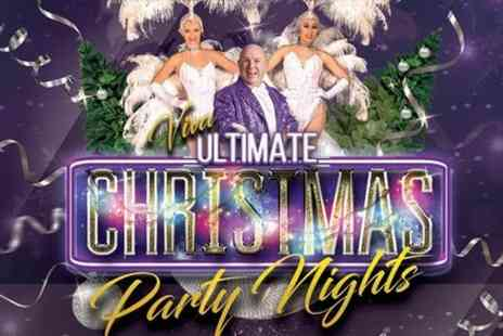 VIVA Blackpool - Viva Ultimate Christmas Party Nights 2019 - Save 0%
