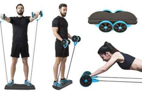 Groupon Goods Global GmbH - One or Two Sportz 40 in 1 Resistance Machines - Save 65%