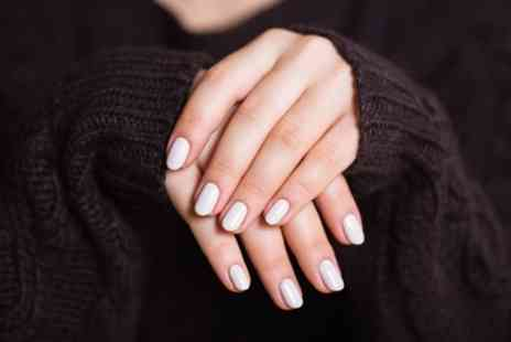 Kiran Secret Keys of Beauty - Shellac Manicure, Pedicure or Both - Save 45%