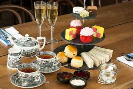 Britannia Hotel - Traditional Afternoon Tea with Optional Prosecco for Two or Four - Save 36%