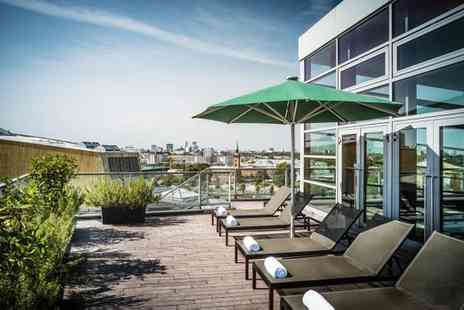Grand Hyatt Berlin - Five Star Rooftop Pool and Panoramic City Views for two - Save 64%