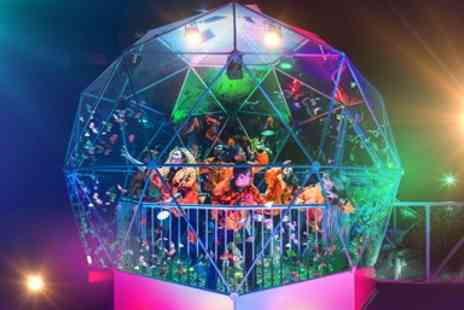 The Crystal Maze - Live Experience for four, plus four souvenir photos to take home - Save 64%
