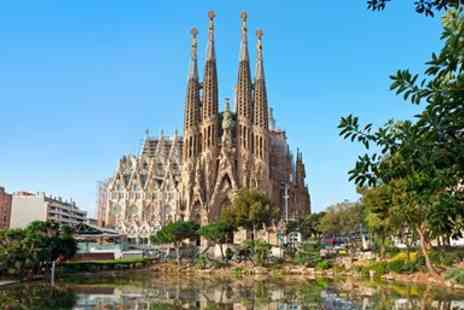 Cruise Nation - Eight Nights Med cruise on new ship with Barcelona stay - Save 0%