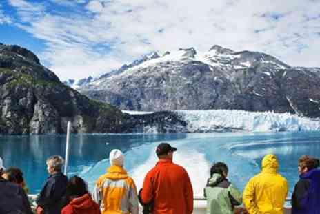 Cruise Nation - 12 Nights Luxury Alaska cruise with Vancouver stay - Save 0%