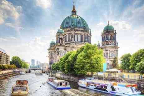 Crystal Travel - Four Nights Break at Hotel Berlin with Return Flights - Save 0%
