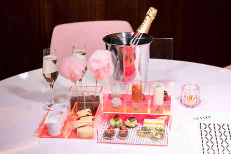 VIVI at Centre Point - Champagne Afternoon Tea for Two - Save 0%
